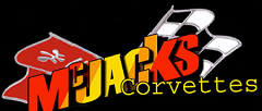 McJacks Corvettes